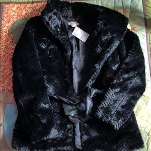 H&M Jackets & Coats - Women's Faux fur Jacket
